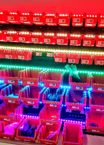 Warehouse Lights